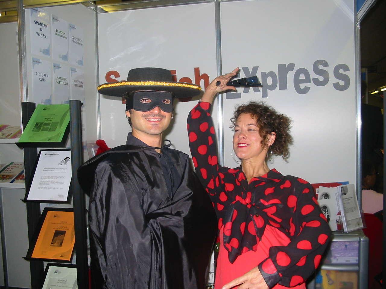 El Zorro Y La Flamenca