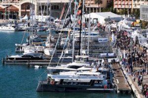 The Marina and the Port of Valencia