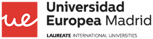 Logotipo de la Universidad Europea de Madrid