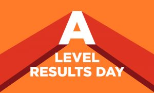 A Level Results: The next chapter!