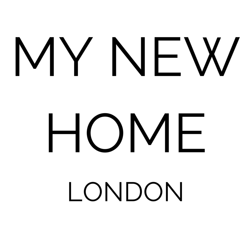 My new home London