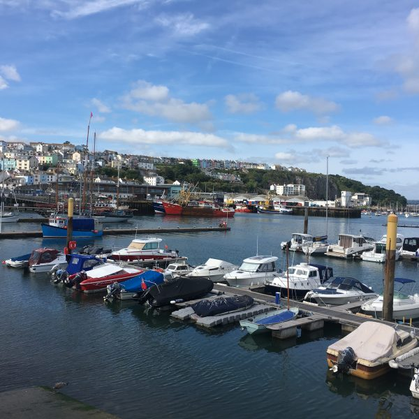 From Brixham to Baiona – By Tiff