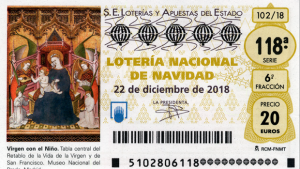 """Why is """"El Gordo"""", the annual Spanish Christmas lottery, called the 'Fat One' in Spain?"""