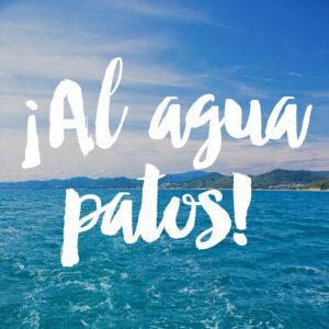 ¡Socorro! Me voy de viaje al Caribe, y ¡no sé nada de español!