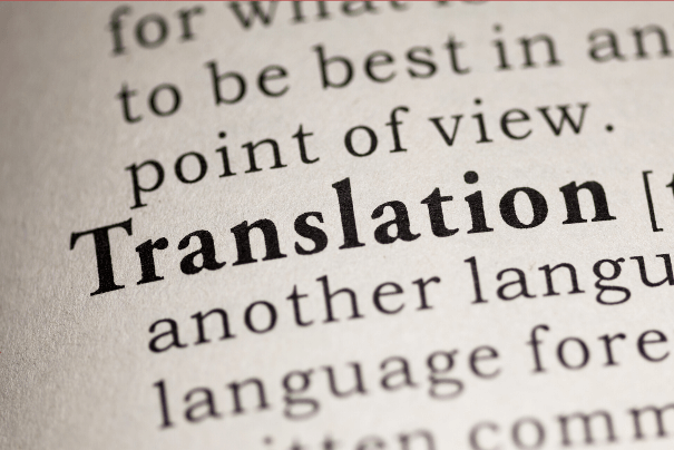 Spanish translations services