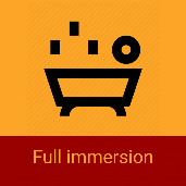 Full immersion | 1-day Immersion courses