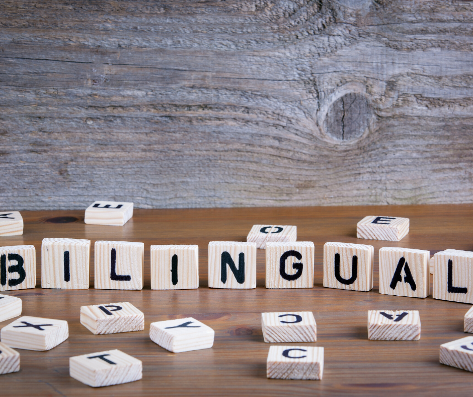 Why being bilingual at any age is an advantage for us