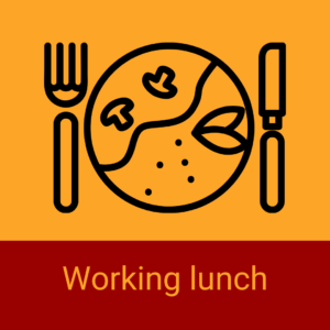 Working lunch | 1-day Immersion courses