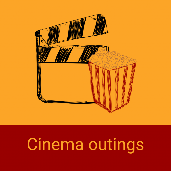 Cinema outings | 1-day Immersion courses