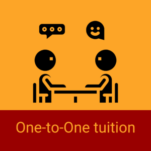 Online and face-to-face individual tuition