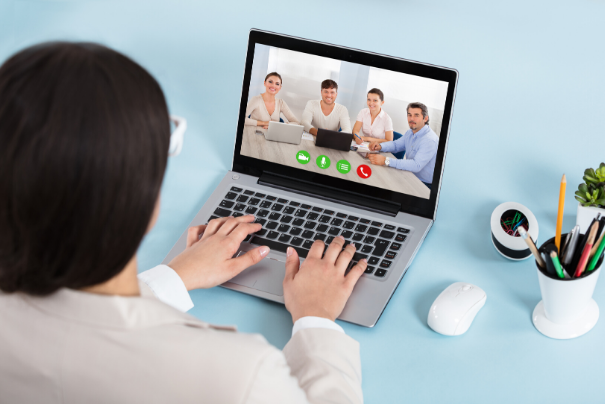 Online and face-to-face closed group tuition webinar