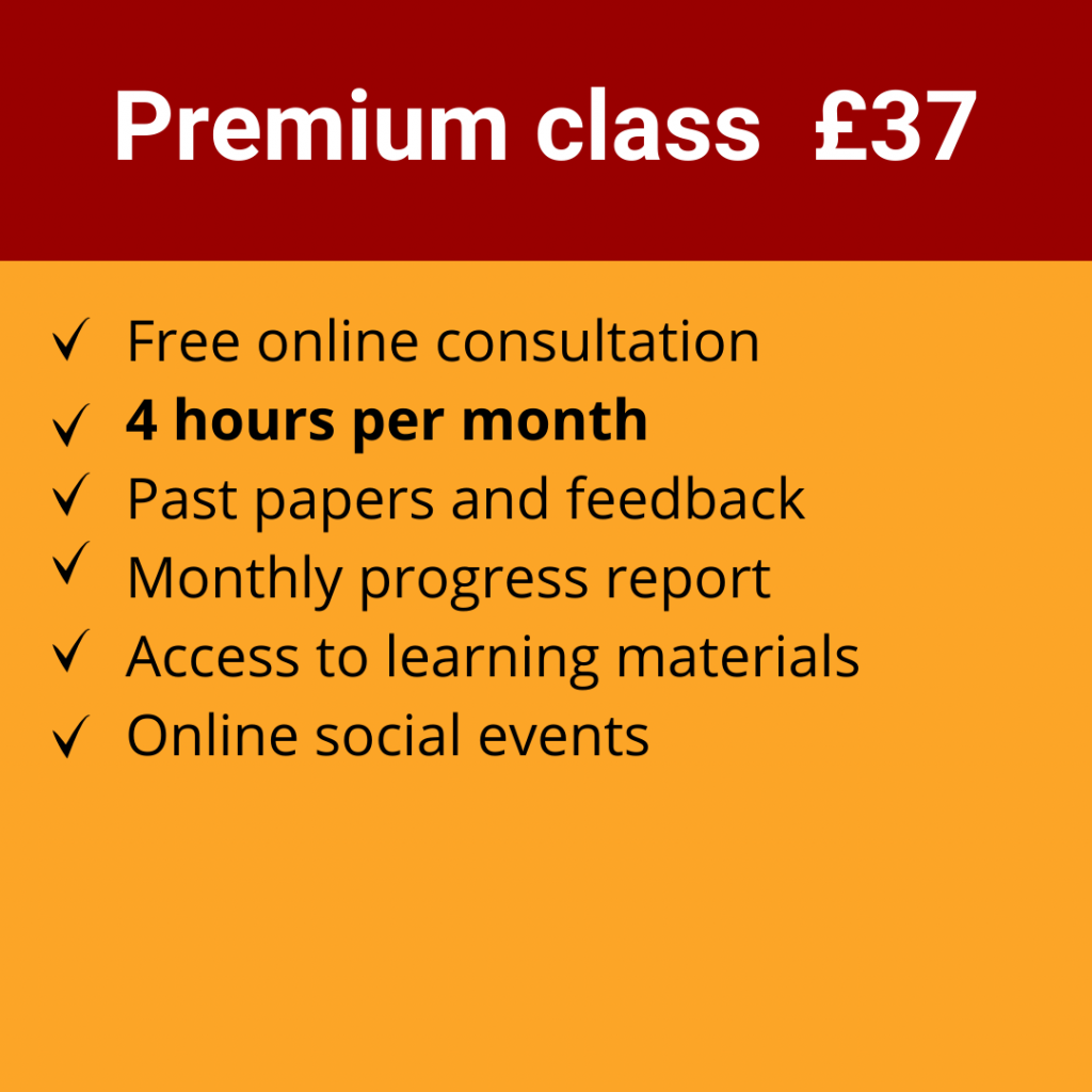 Online Spanish Course | Premium class £37