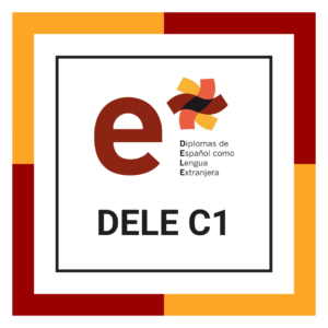Spanish exam resources DELE C1