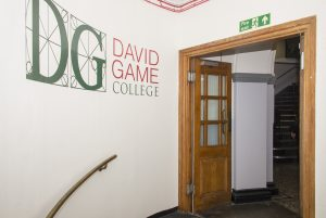 David Game College as your examination centre