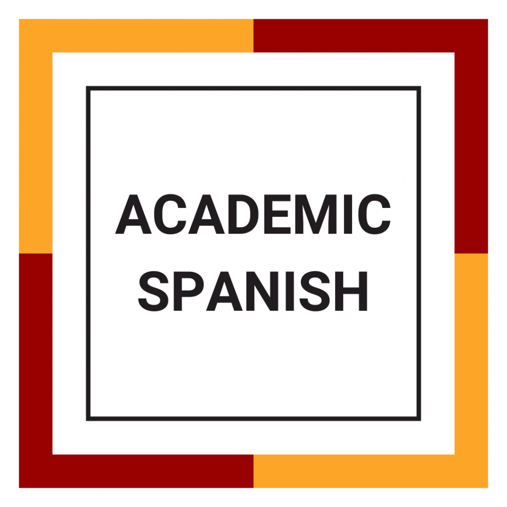 Academic Spanish online courses- Fees & plans