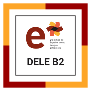 Spanish exam resources DELE B2