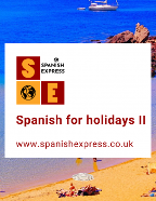 Spanish for holidays II