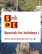 Spanish for holidays I