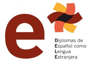 Spanish DELE exam logo