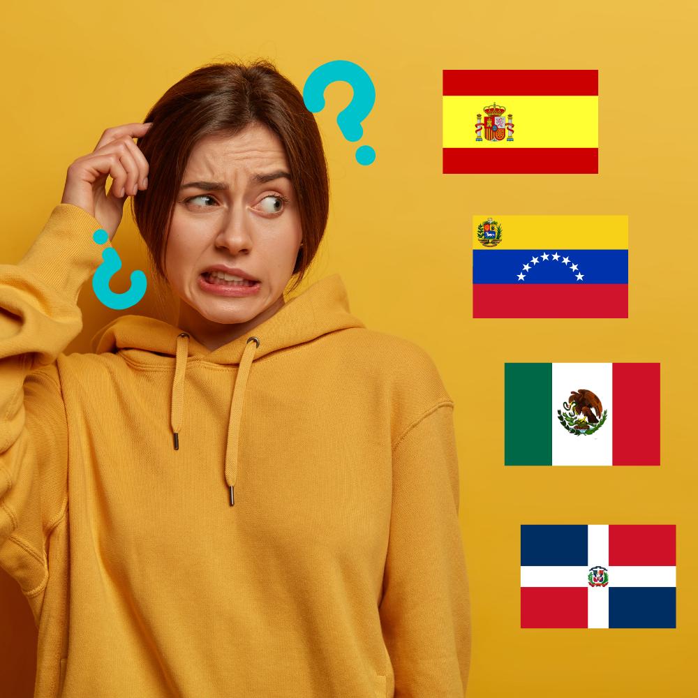 Diferencias entre el español de España y el de América Latina